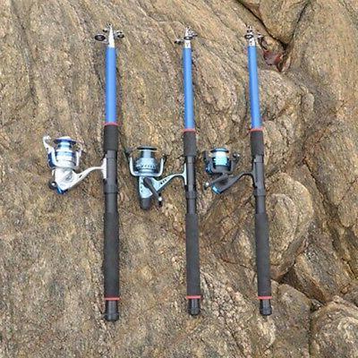 Fishing Ultralight Fiber Portable Sea Spinning