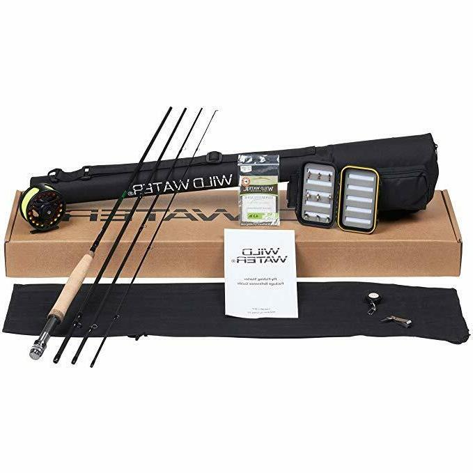 fly fishing rod and reel combo 4