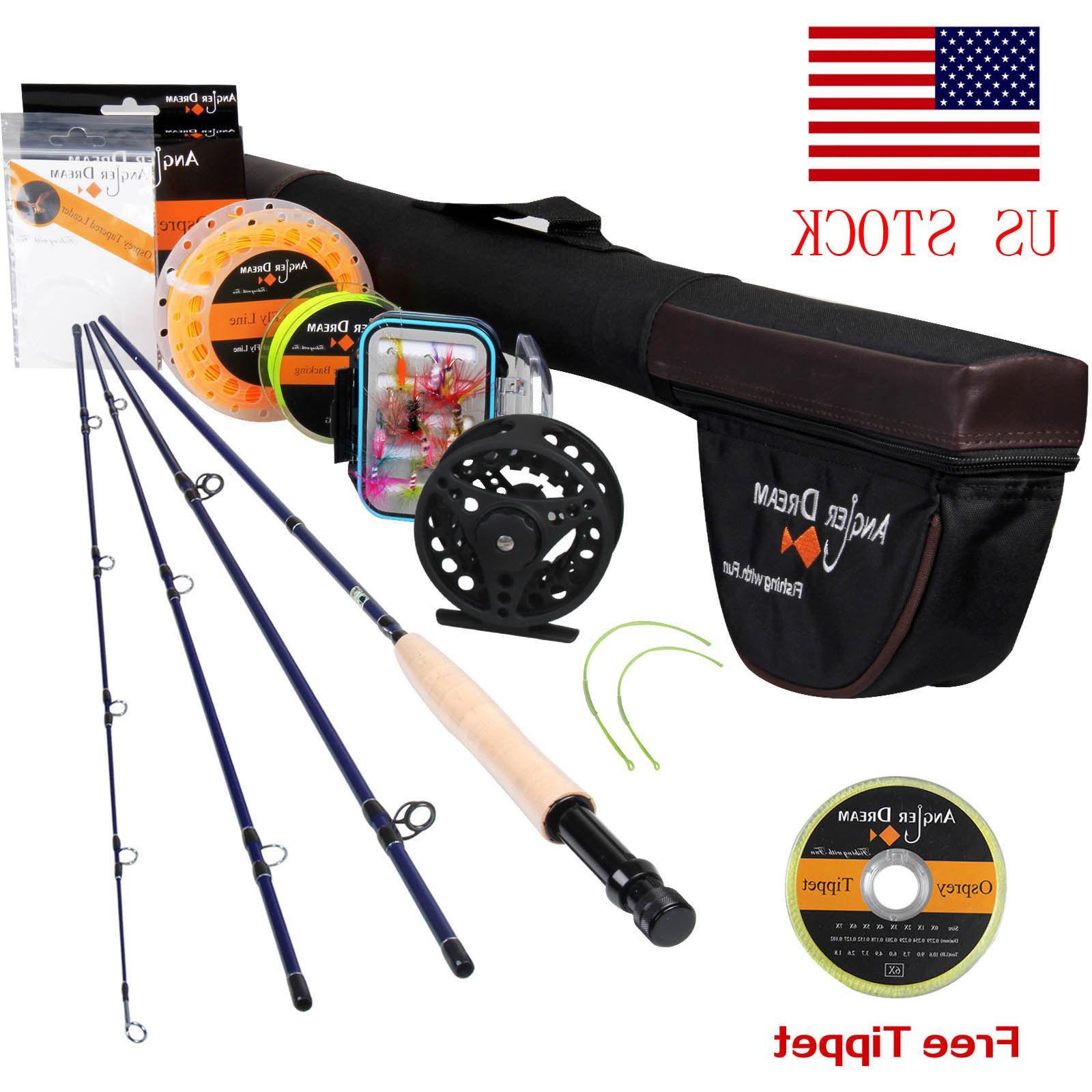 fly fishing rod combo 9ft 5wt fly