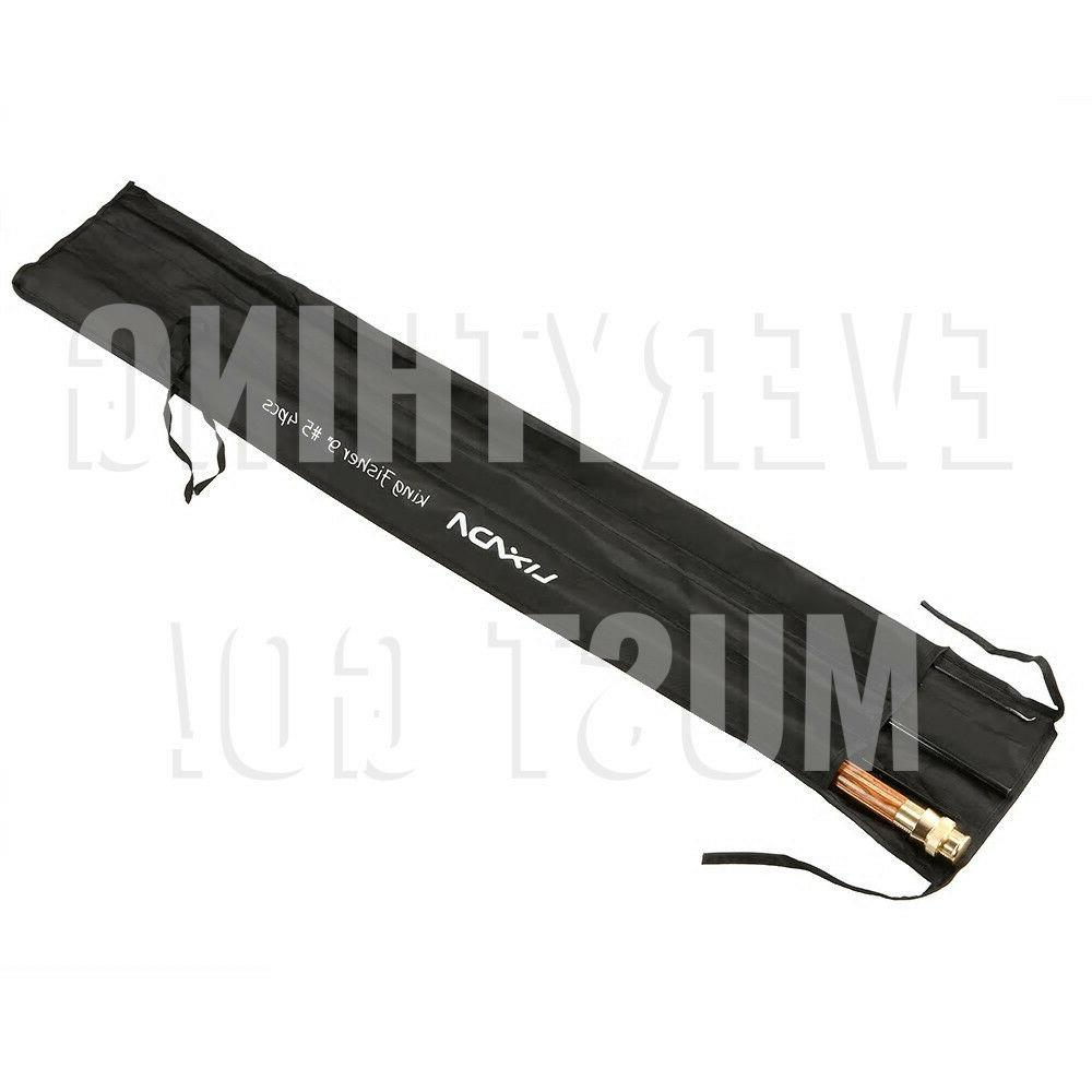 Fly-Fishing Action, 9ft, Carbon