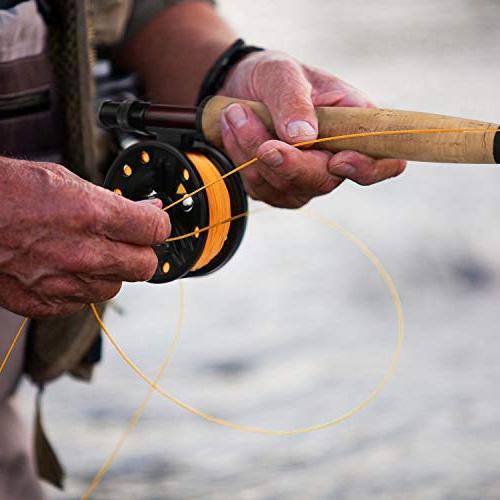 RUNCL & I, Fly Kit, Starter Kit Fuji Wood Disc-Drag Fishing