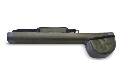 Adamsbuilt Fly Tailwater Double Rod Case with Pouch 4-Piece,