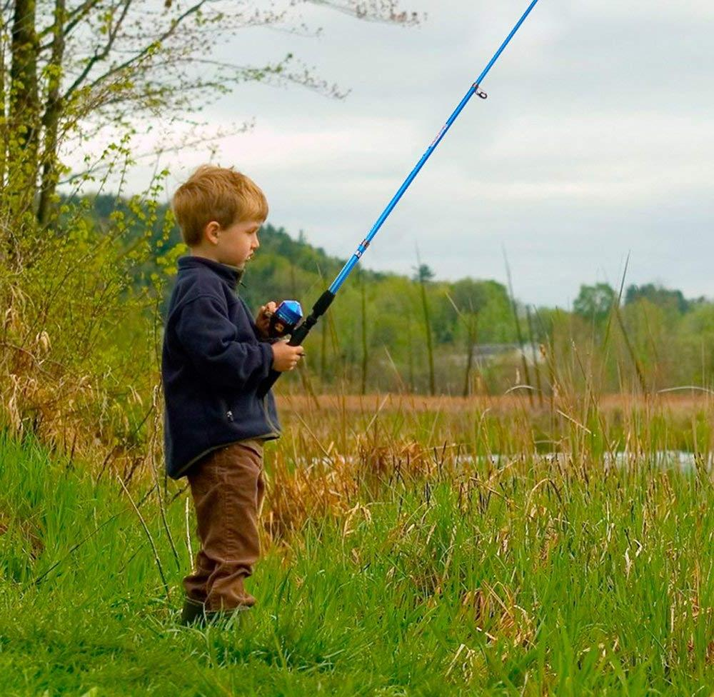 <font><b>PLUSINNO</b></font> Kids <font><b>Fishing</b></font> <font><b>Fishing</b></font> Combos with Spincast <font><b>Fishing</b></font> Reel String with <font><b>Fishing</b></font>