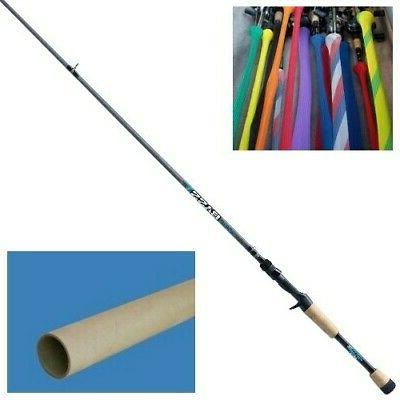 "St. Croix Freshwater Bass X Casting Fishing Rod 7'1"" BXC71MH"