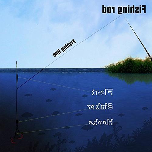 Goture 1 Carp Fiber Fishing Rod 10FT 12FT 18FT 24