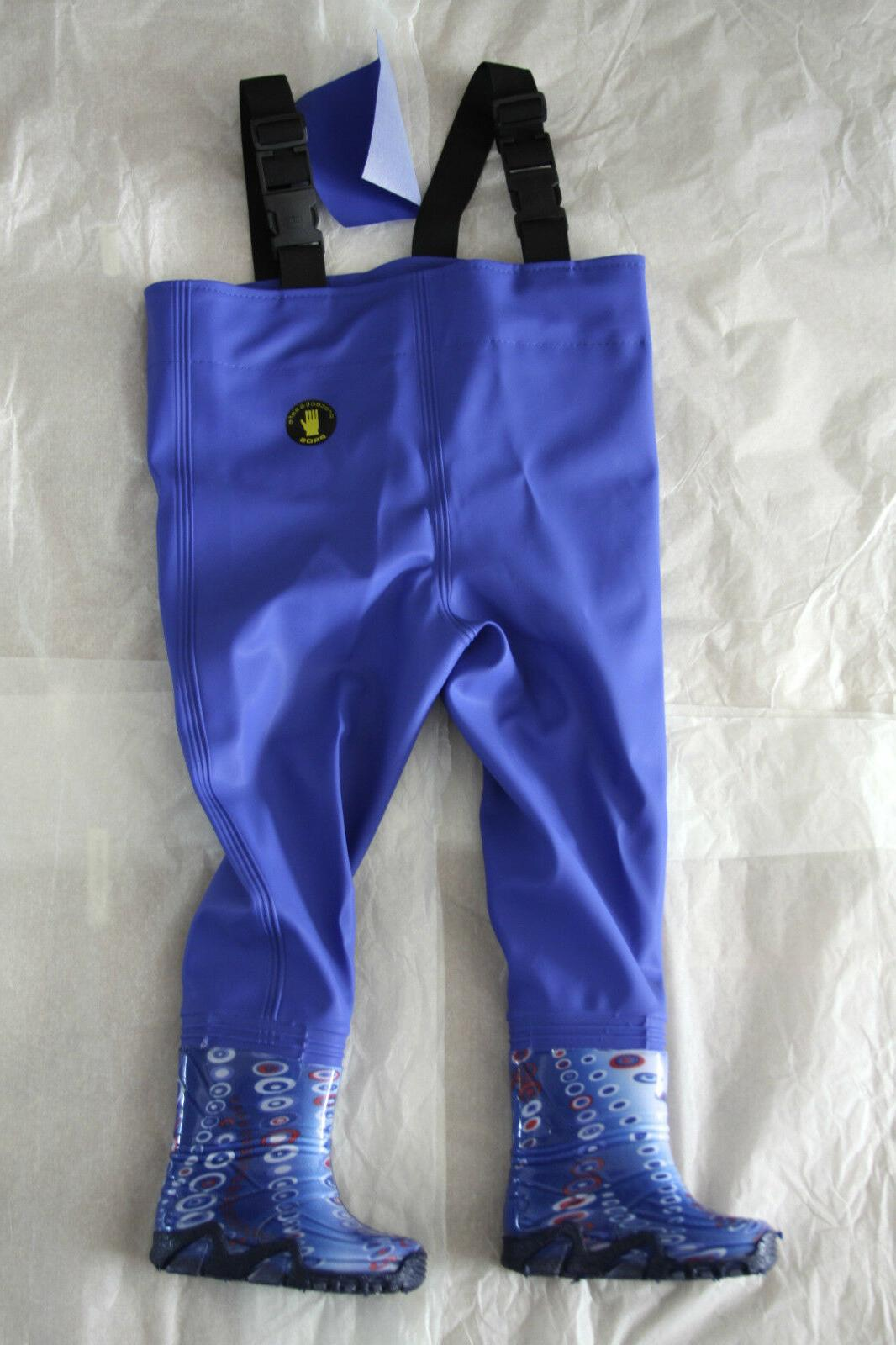 Kids Waders, Fishing Chest Waders, Boots,