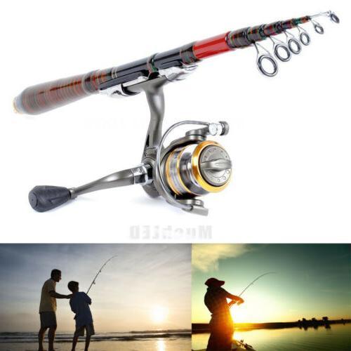 Large Spinning Fishing