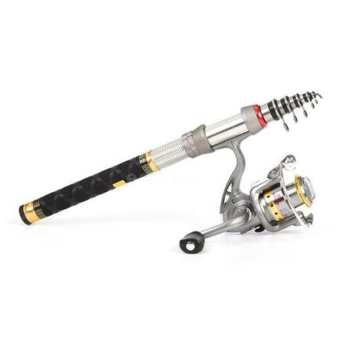Lixada Telescopic Fishing and Kit Fishing C8L4