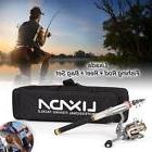 Lixada Telescopic Fishing Rod and Reel Combo Full Kit Spinni