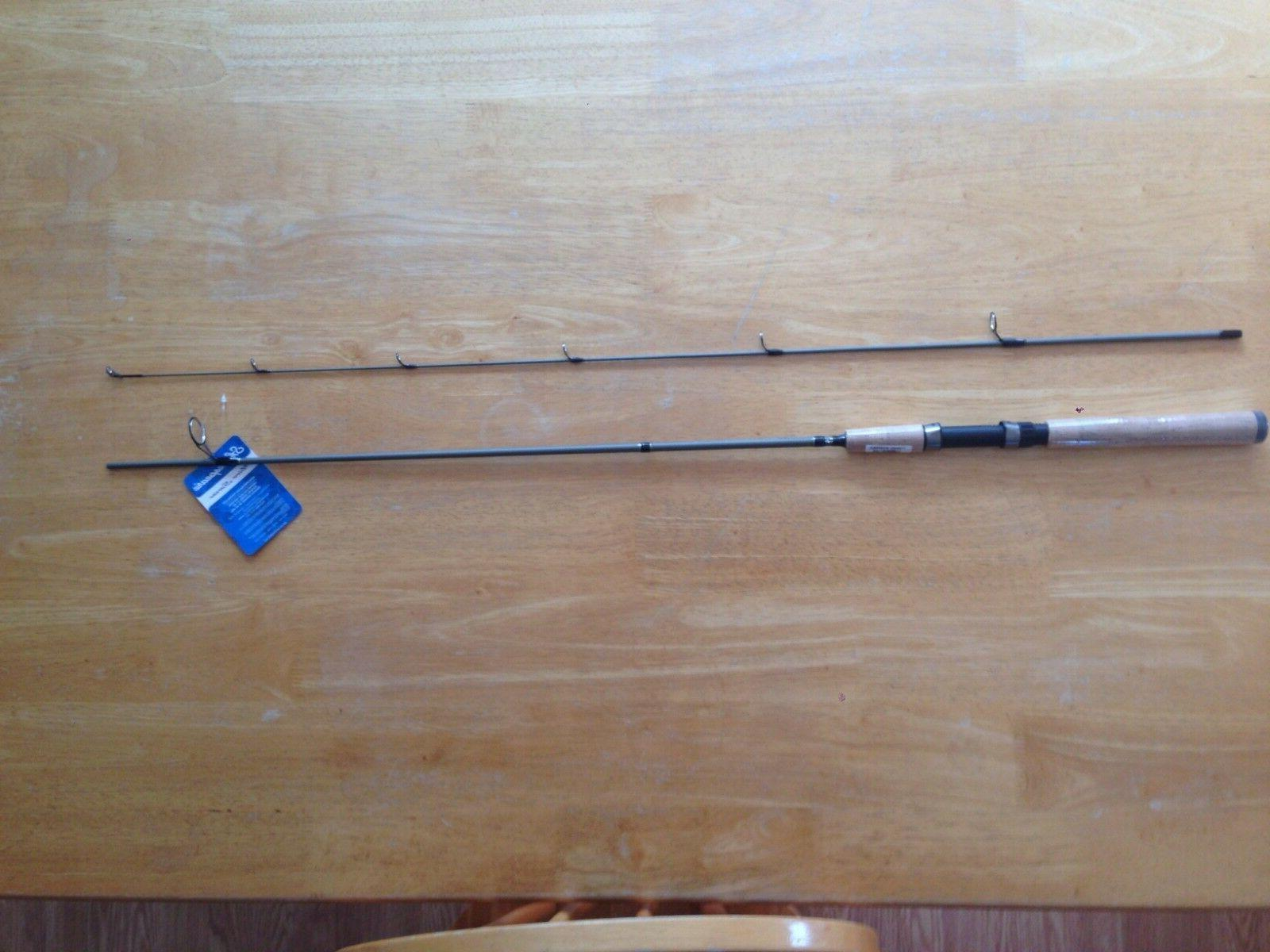 micro series mgsp662l light spinning rod