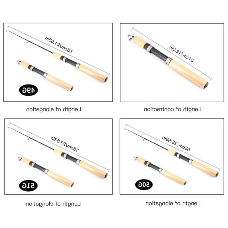Mini Pen Shape Fish Pole Line