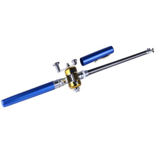 Mini Portable Pen Alloy Rod RF