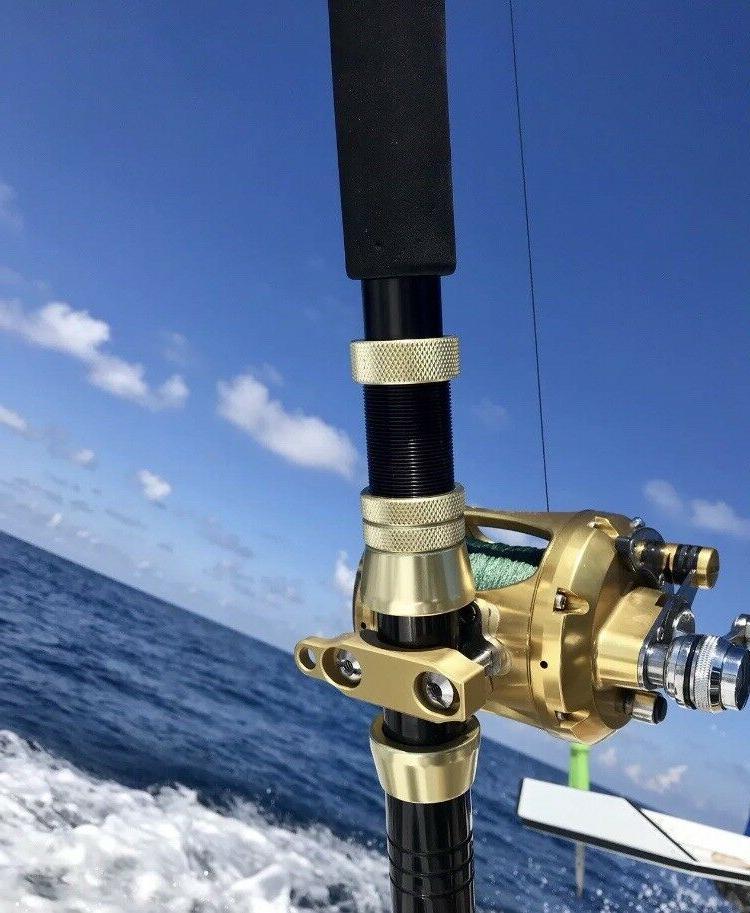 Penn Senator Anodized Fishing Rod V3002