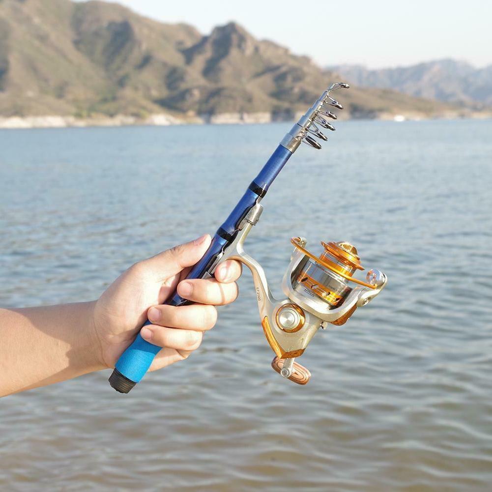 Portable Fiber Travel Fishing Sea
