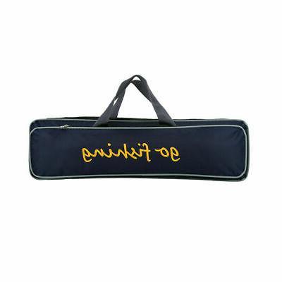 Portable Fishing Rod Reel Box Tackle Storage