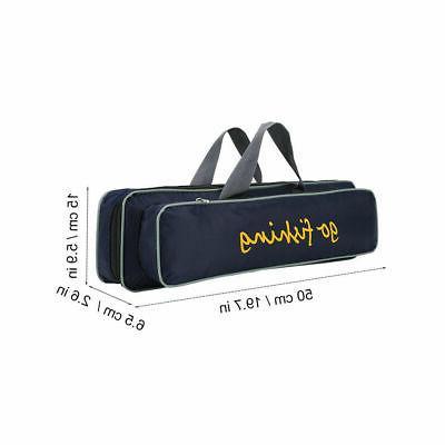 Portable Fishing Rod Reel Storage Bag