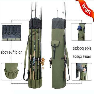 Portable Pole Box Tackle Case