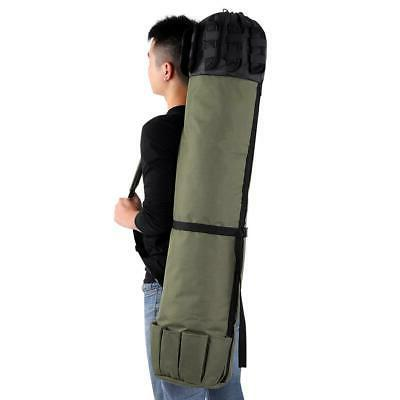 Portable Fishing Pole Carrier Box Case