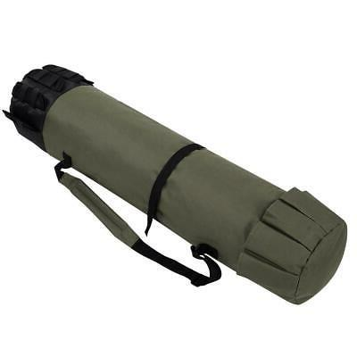 Portable Pole Carrier Lures Box Tackle Case