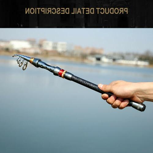 Portable Fishing Rod Carbon Fiber US