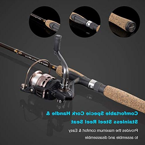 PLUSINNO Rod Action Rod and