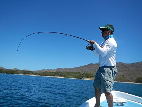 Penn PURII6000802MH PURSUIT II Fishing Rod Spinning Reel 8' Med/Heavy