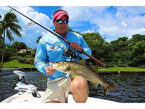 Penn Fishing and Reel 7000 9'