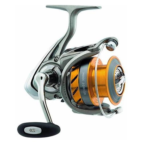 revros spinning reel light