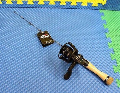 Abu Garcia Rod & Reel Venerate Ice Fishing Combo AVNRTICE23U