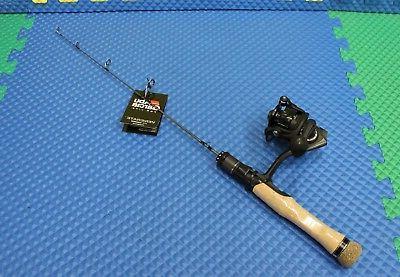 Abu Garcia Rod & Reel Venerate Ice Fishing Combo AVNRTICE25L