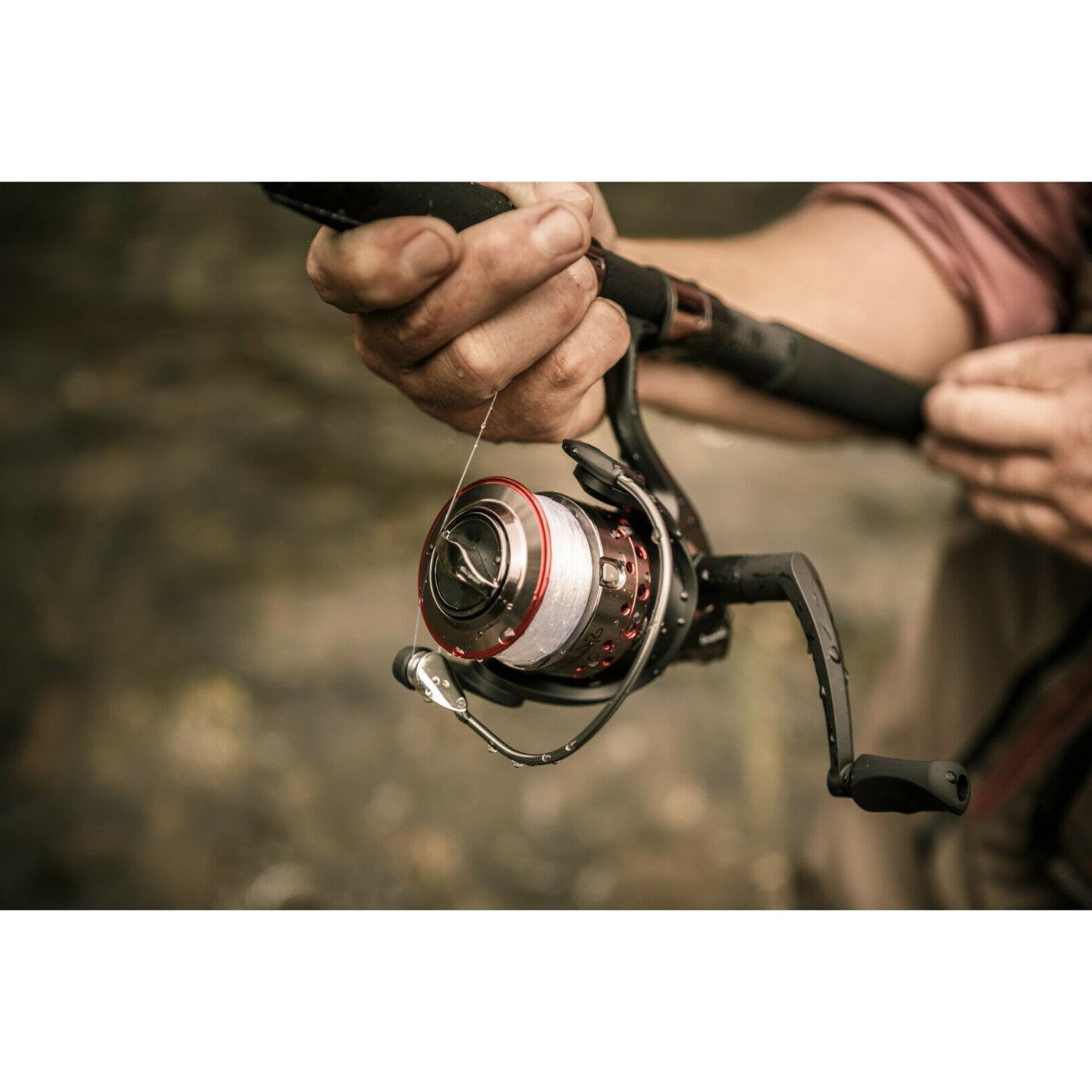Shakespeare Spinning Fishing Rod Length