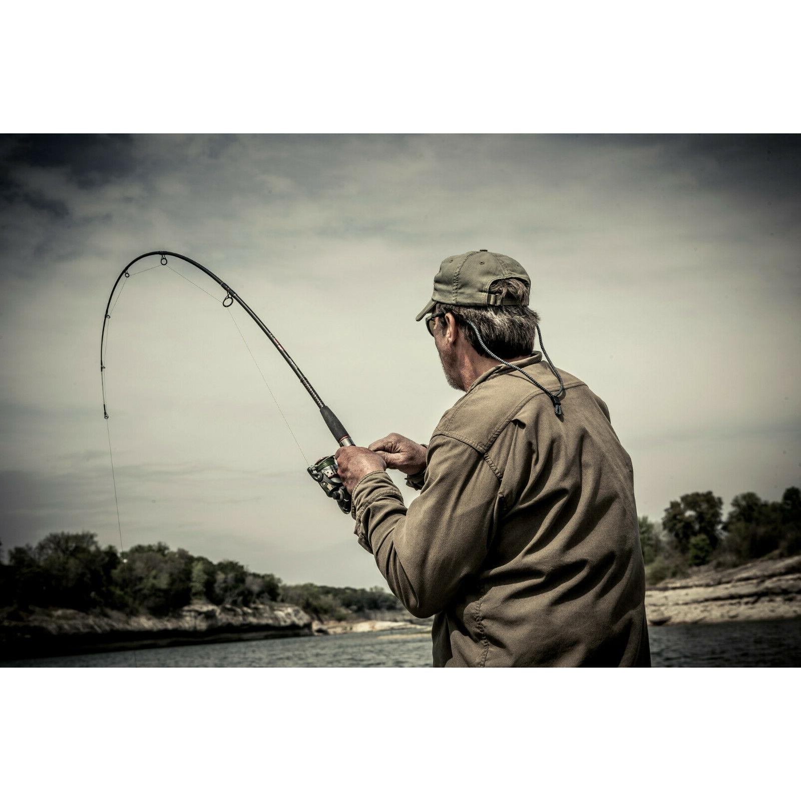 Shakespeare Ugly Spinning Rod Combo Multi Length
