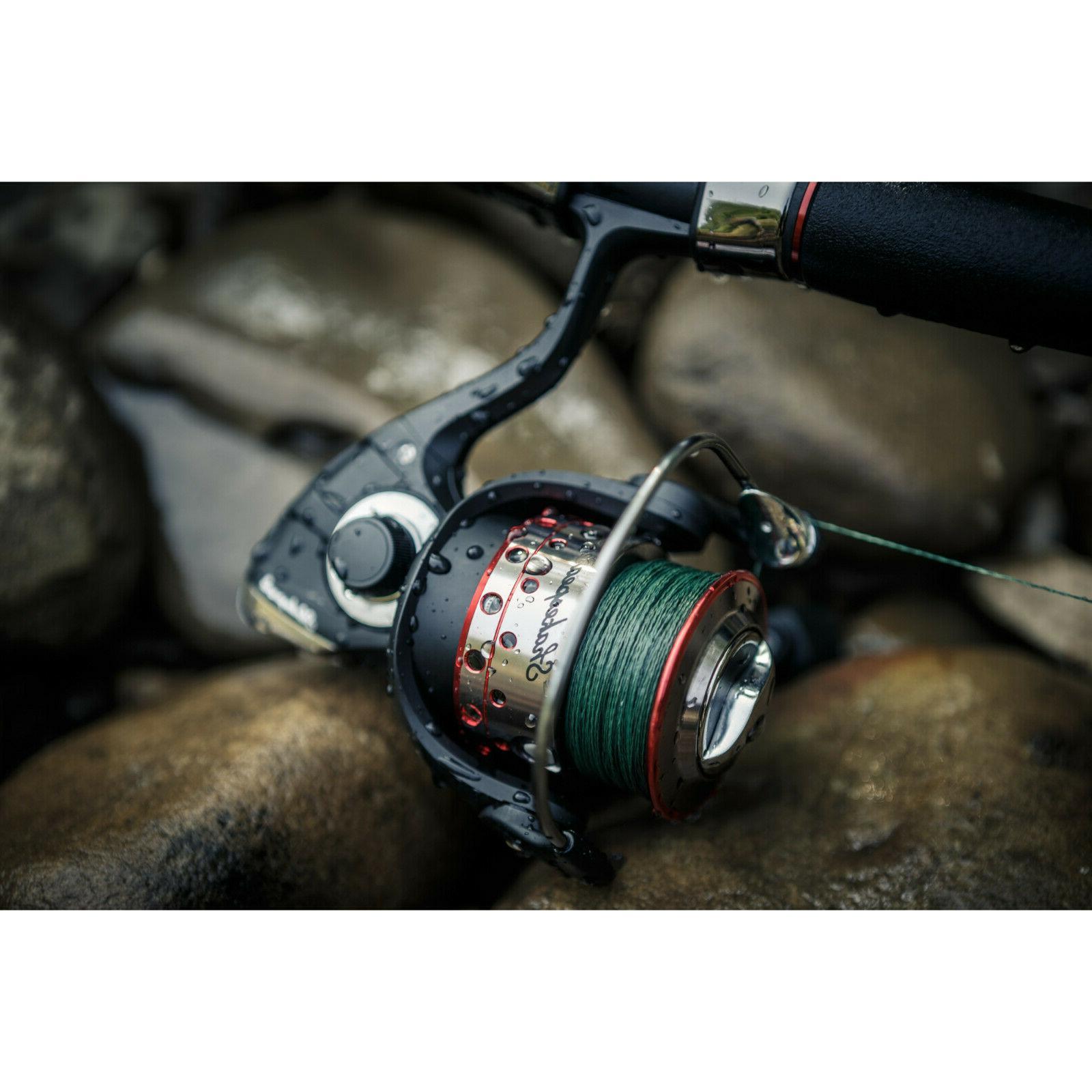 Shakespeare Stik Spinning Reel Fishing Rod Length !!!