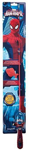 Shakespeare Spiderman Lighted Fishing Kit