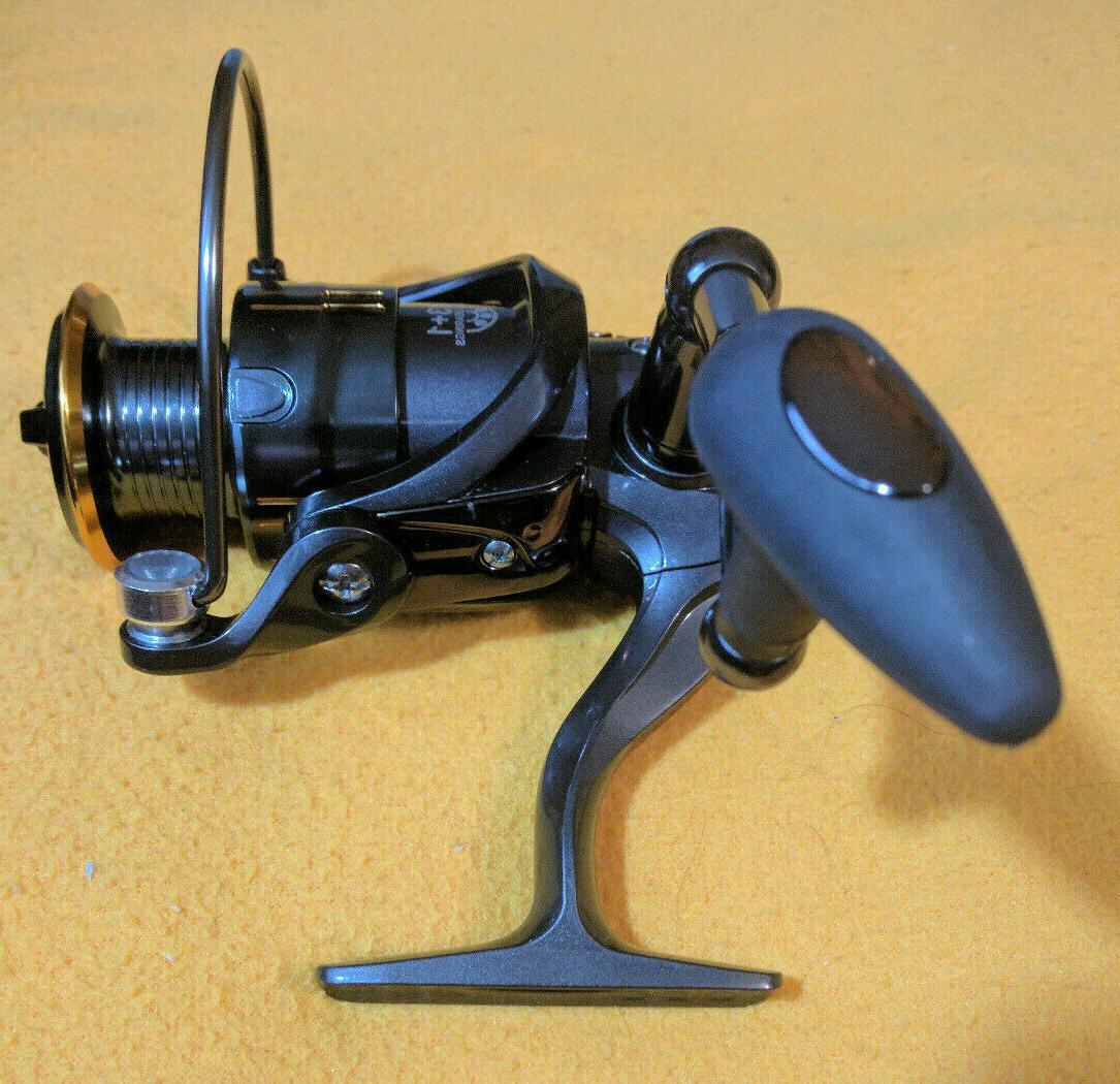 Sougayilang Spinning Fishing Reel - Ultra Smooth 13+1 Shield