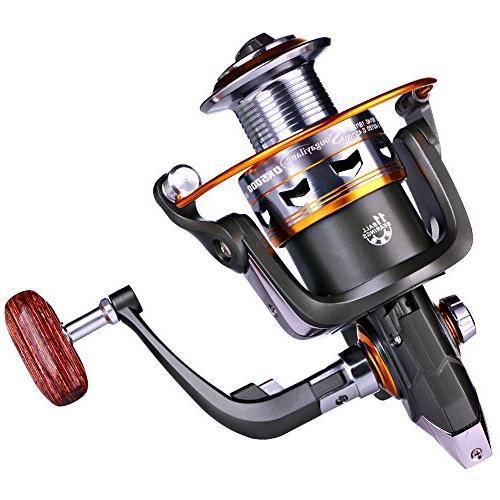 Sougayilang Spinning Reel Handle 11bb 1000-4000 Fishing