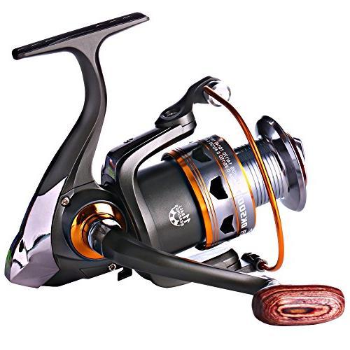 Sougayilang Spinning Reel Handle Series Fishing