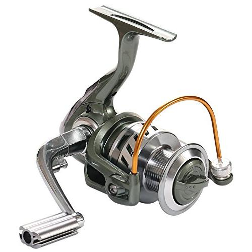 spinning reel metal spool baitcasting