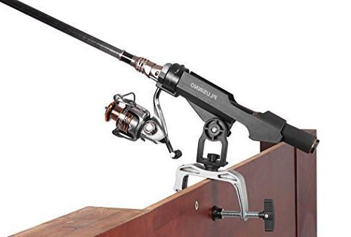 Reel Combos Telescopic Rod with Lures Hooks Case and Fishing Gear