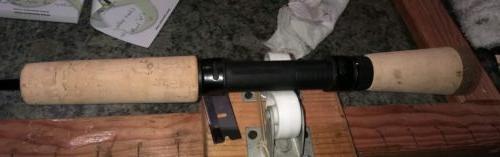 St. Croix Ice Rod