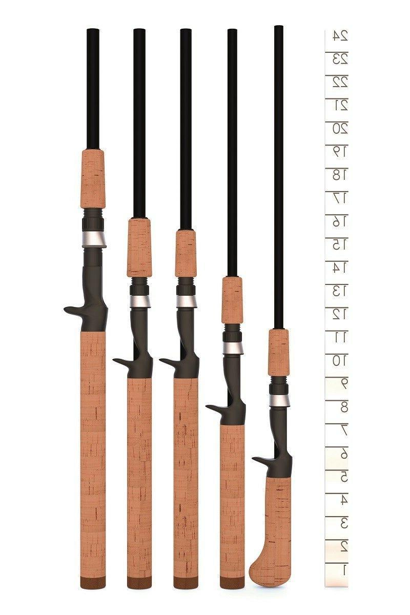 St. Croix Casting Fishing Rod