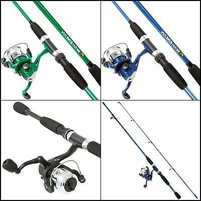 Wakeman Swarm Series Rod Combo Foam Fishing Rod Pole