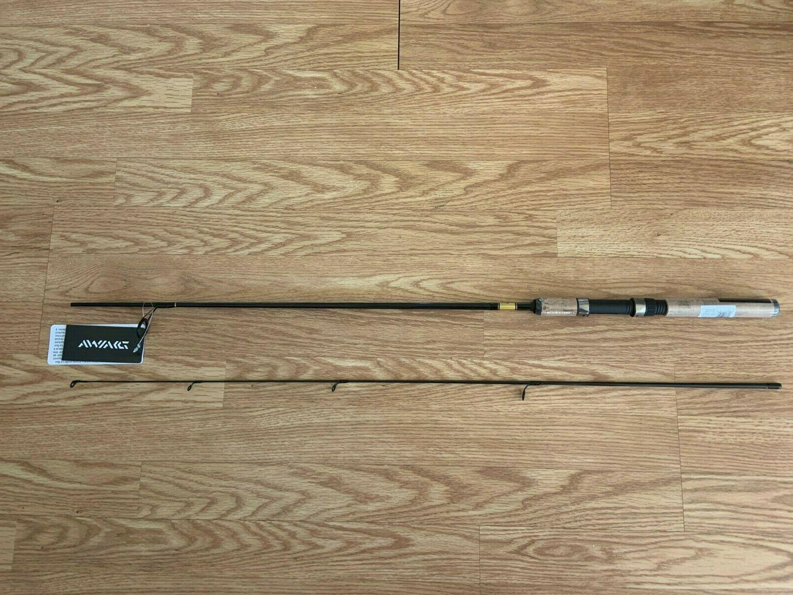 sweepfire swd662mfs spinning rod
