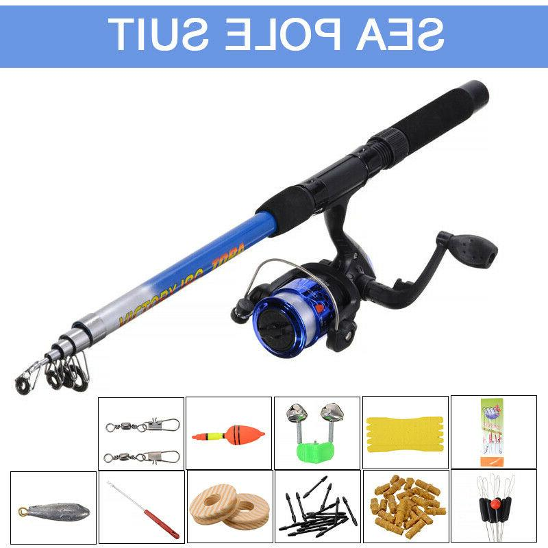 Telescopic Line Full Spinning Set
