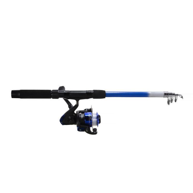 1.8m Reel Line Full Kit Pole Lure