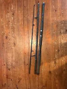 This Is A Shakespeare Alpha-X Graphite Glass Fishing Rod BWS