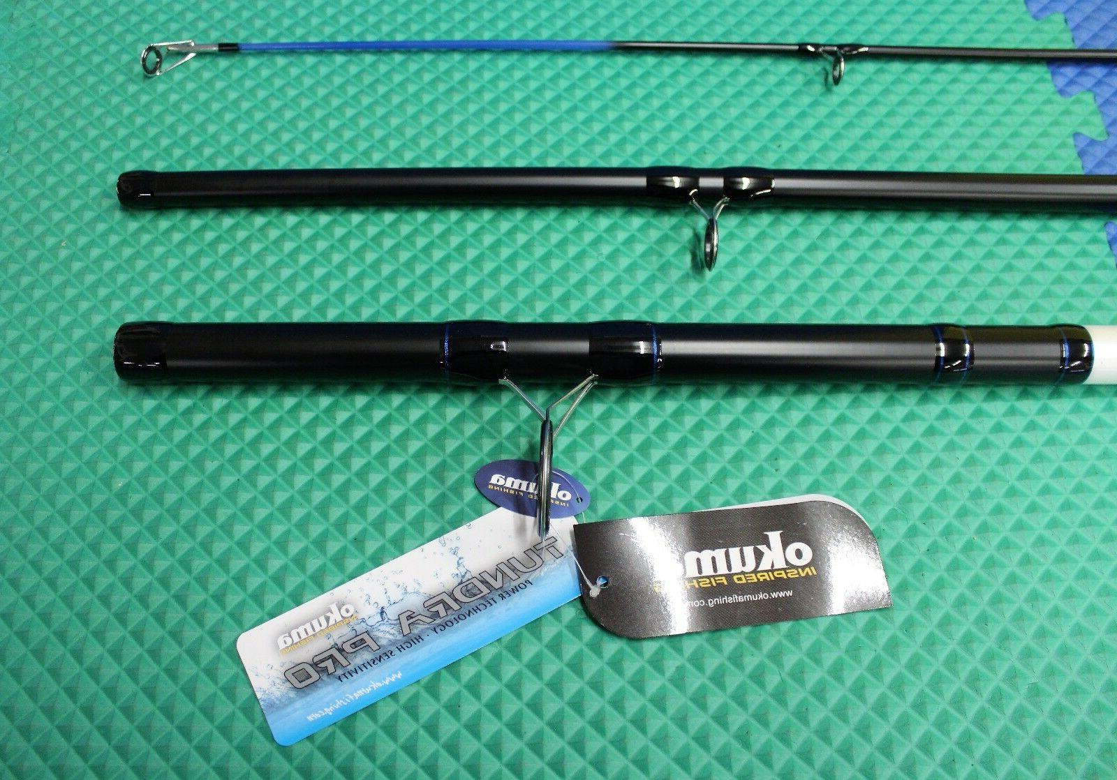Okuma Rod 15' 3Pc Medium Heavy TXP-S-1503MH