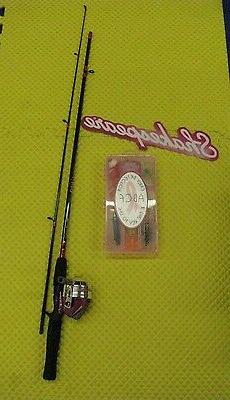 Shakespeare Two-Piece Ladyfish Complete Sc Kit Combo