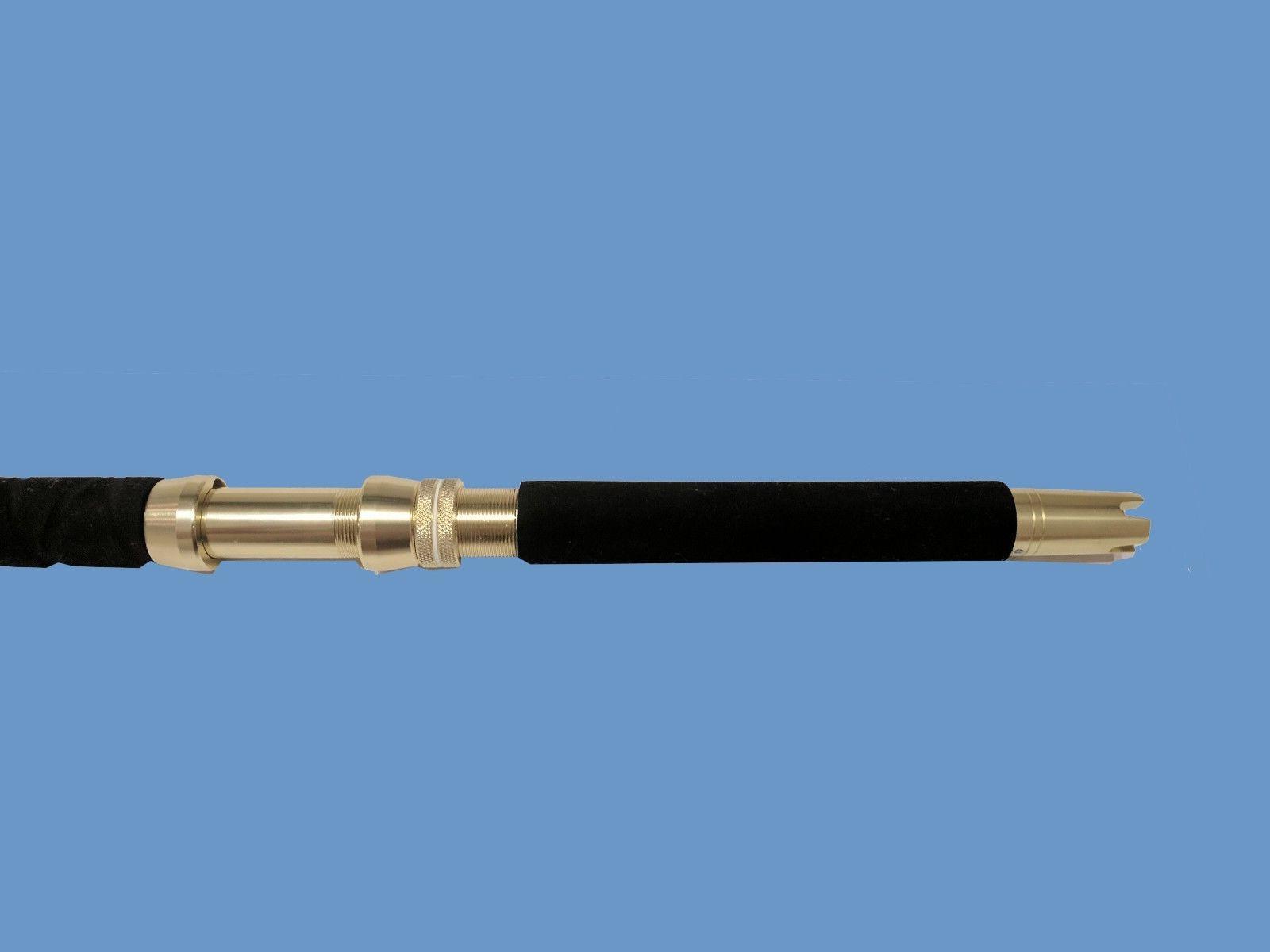 20-30 Lb Fiberglass Blank Saltwater Fishing Rods Pack