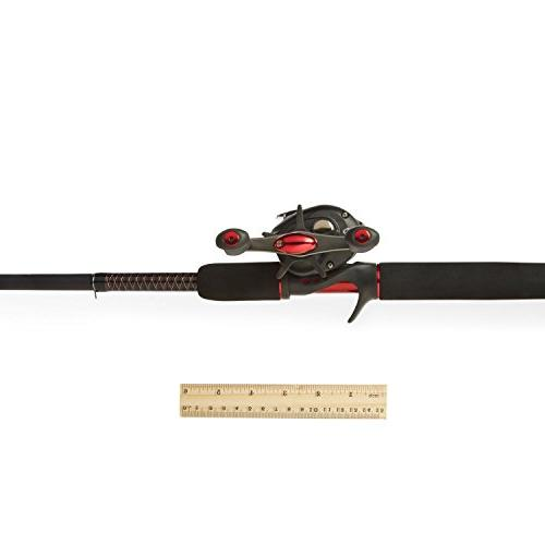 Shakespeare USCA661M/LPCBO GX2 1-Piece Fishing and 6.5